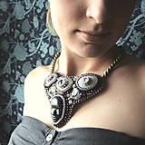 Náhrdelníky - Entity - autorský náhrdelník - 9885891_