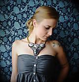 Náhrdelníky - Entity - autorský náhrdelník - 9885892_
