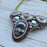 Náhrdelníky - Entity - autorský náhrdelník - 9885893_
