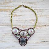 Náhrdelníky - Entity - autorský náhrdelník - 9885894_