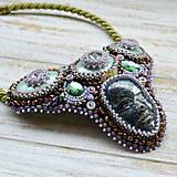 Náhrdelníky - Entity - autorský náhrdelník - 9885896_