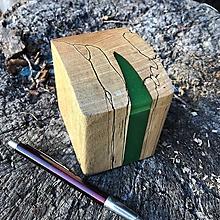 Krabičky - šperkovnica,drevená krabička - 9886105_