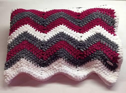 8464fdb4f Háčkované deky / MacCrochet - SAShE.sk - Handmade Textil