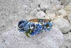 Pre zvieratká - Obojok pre psíka Goodbye blue sky - 9888426_