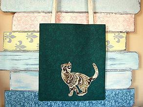 Nákupné tašky - Taška pro Cat Woman - 9887040_