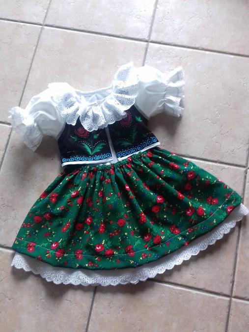 ecaf64767 Detský goralský ľudový odev / FolkJarka - SAShE.sk - Handmade Detské ...