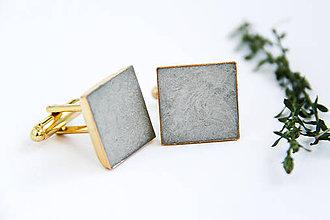 Šperky - Betónky gombičky - 9891698_