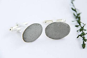 Šperky - Betónky gombičky - 9891705_