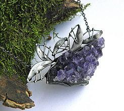 Náhrdelníky - Drúza v šperku - 9889881_
