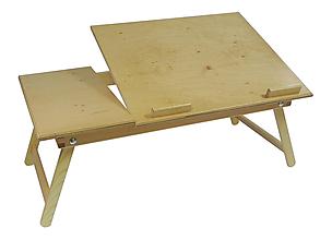 Polotovary - stolík pod laptop - 9889184_