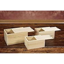 Polotovary - výsuvné krabice 3v1 - 9889910_