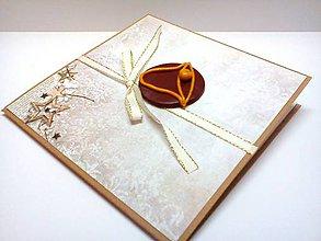 Papiernictvo - Pohľadnica ... Vianočný zvonček II - 9894616_