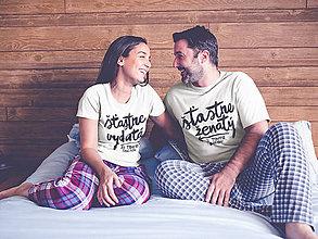 Tričká - Štastné manželstvo - 9894160_