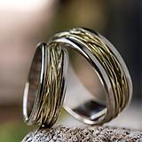 Prstene - Prepletené cesty osudu (Hladké kraje) - 9894406_
