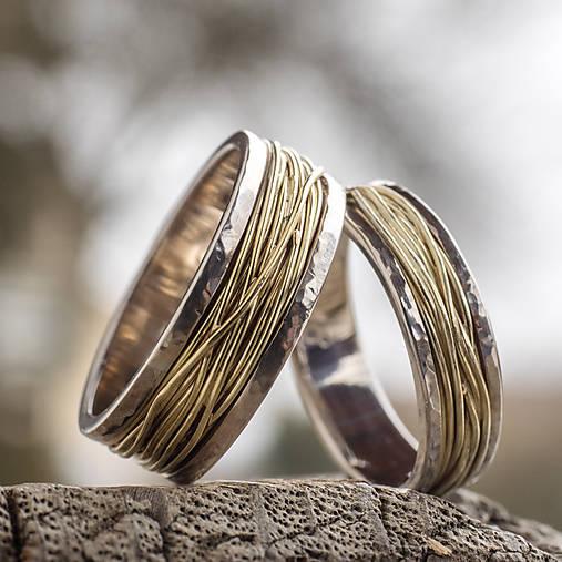 Prstene - Prepletené cesty osudu (Tepané kraje) - 9894404_