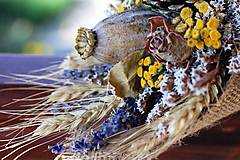 Dekorácie - Kvetinový kornútok, zľava !!! - 9892854_