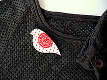 Odznaky/Brošne - ,,Pipi-folk,, - 9893900_
