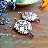 Náušnice - Oriental n.12 - sutaškové náušnice - 9892563_