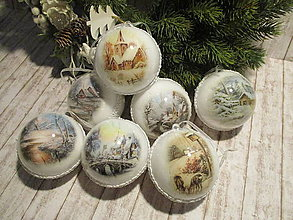 Dekorácie - Vianočné ozdoby - 9894783_