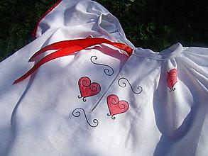 Detské oblečenie - Blúzka maľovaná - 9894774_