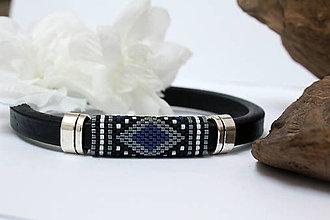 """Šperky - Náramok """"VIBE"""" kobalt - 9895586_"""