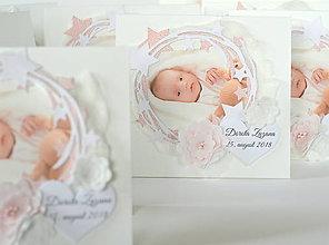 Papiernictvo - Spomienka na krst - 9895631_