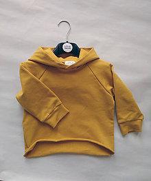 Detské oblečenie - Mikina s kapucňou Tor - 9895562_