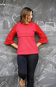 Tričká - Tričko na dojčenie SHINY - 9895214_