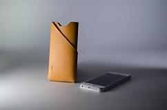 Na mobil - Obal na Iphone Origami IP Natural - 9893983_