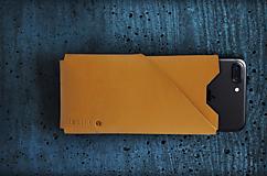 Na mobil - Obal na Iphone Origami IP Stone - 9894115_