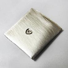 Nezaradené - Ražba Sada 01 (Srdiečko voľné obrys / 1,5x1,3mm) - 9894177_