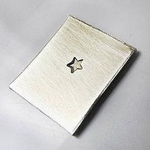 Nezaradené - Ražba Sada 01 (Hviezdička pravidelná plná / 1,5x1,5mm) - 9894185_