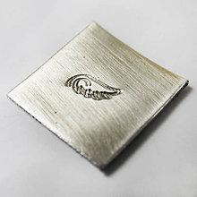 Nezaradené - Ražba Sada 01 (Anjelske krídlo pravé / 4x2mm) - 9894192_
