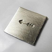 Nezaradené - Ražba Sada 01 (Šípka ozdobná / 5x1,5mm) - 9894196_