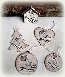 Dekorácie - Vianočné ozdoby - 9894635_