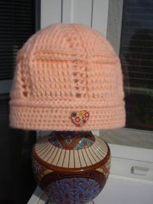 Detské čiapky - čiapka- zl. - 9897186_