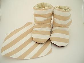 Topánočky - Teplé papučky - 9896422_