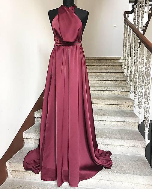 29b0a78bb Spoločenské šaty / lena.lenkajurigova - SAShE.sk - Handmade Šaty
