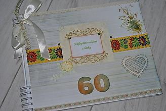 Papiernictvo - K 60-tke rodičom/ľudový album - 9896390_