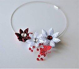 Náhrdelníky - Elegantní náhrdelník - 9898248_