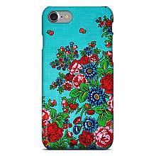 Na mobil - Kašmír modrý SLIM - 9897663_