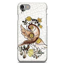 Na mobil - Vtáčik maľovaný SLIM - 9898118_