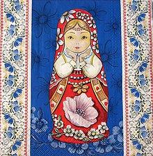 Papier - Servitka FV 143 - 9899267_