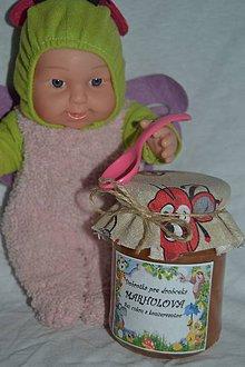 Potraviny - Dobrotka pre vášho drobčeka - MARHUĽA - 9901723_