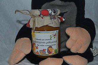 Potraviny - Dobrotka pre vášho drobčeka - MARHUĽA +JABLKO - 9901764_