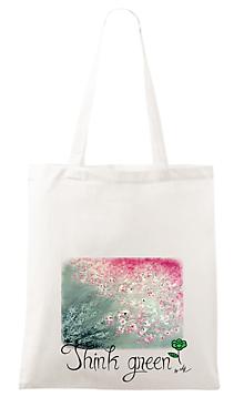 Nákupné tašky - Taška Blossom byAK - 9900011_