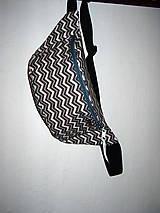 Kabelky - ľadvinka cik cak - 9901312_
