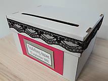 Krabičky - Box na hlasovanie - venčekový tanec - 9899005_