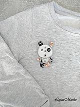 Odznaky/Brošne - Domáci maznáčik brošňa - 9900941_