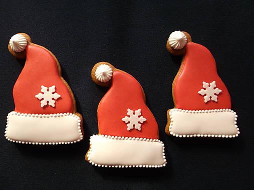 5486f7fc2 Mikulášske čiapky-medovník / Jatabona - SAShE.sk - Handmade Dekorácie
